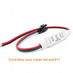Mini contrôleur led digital ws2811
