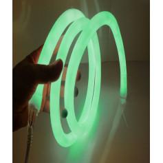 Led neon flex 360° vert