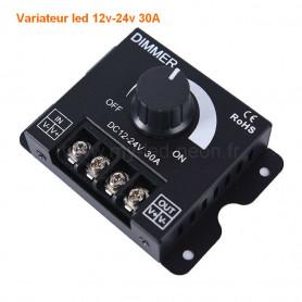 Variateur led rotatif 30A