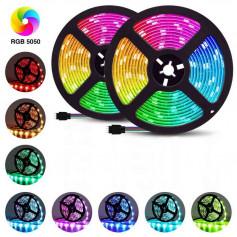 Ruban led RGB 300 leds 5m