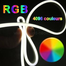 Néon led ultra flex RGB