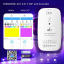 Contrôleur ruban led 2en1 wifi Ios Android