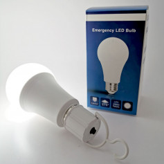 Ampoule led rechargeable