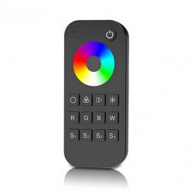 Télécommande RF 4 zones RGB / RGBW / CCT