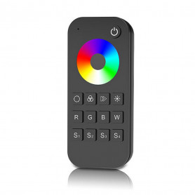 Télécommande RF RGB RGBW 4 zones