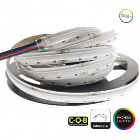 Ruban led RGB COB 4096 couleurs