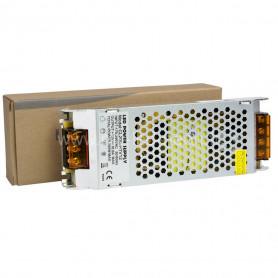 Bloc d'alimentation 200W 12v 16A IP20 slim