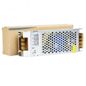 Bloc d'alimentation 200W 24v 8A IP20 slim