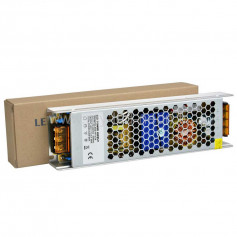 Bloc d'alimentation 300W 24v 12A IP20 slim
