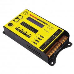 Décodeur DMX RGBW 4 canaux 230V