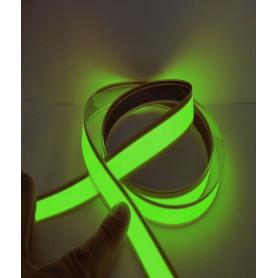Bande luminescente 1M - Vert