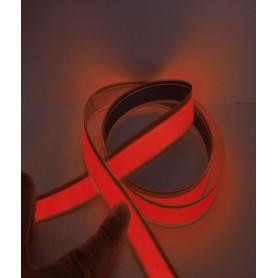Bande luminescente 1M - Rouge