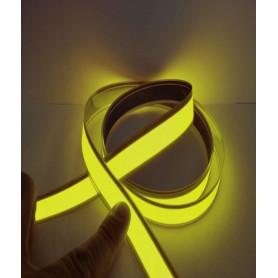 Bande luminescente 1M - Jaune