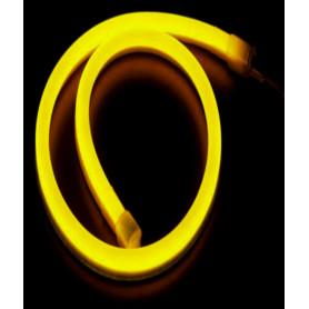 Kit mini Led néon flex jaune -1m