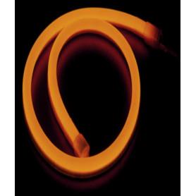 Kit mini Led néon flex orange -1m