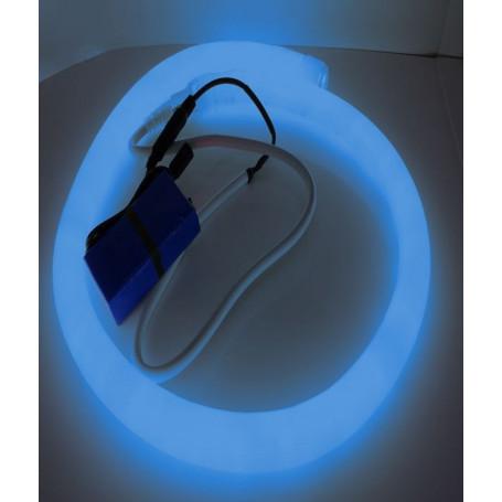 Led néon nomade 12V - bleu