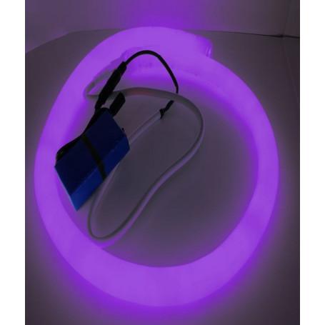 Led néon nomade 12V - violet