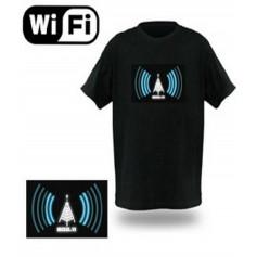WIFI - T-shirt HOTSPOT Detector
