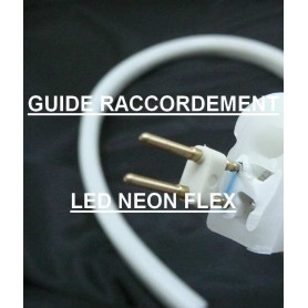 Tutoriel led néon flexible
