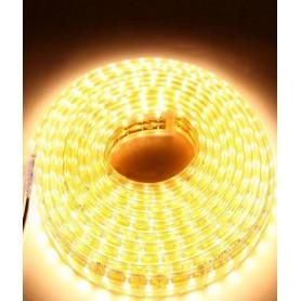 Bande LED 5m 220v Blanc chaud
