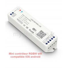 Mini contrôleur RGBW wifi