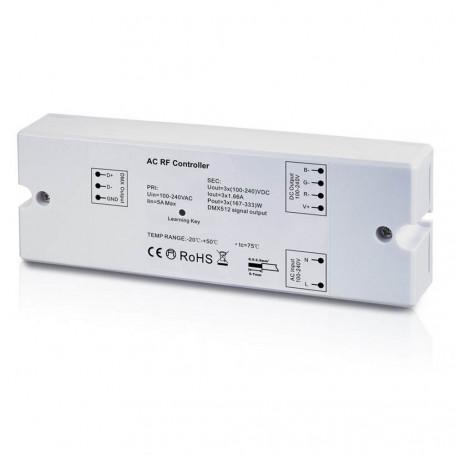 Controleur RF DMX 220V