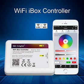 Controleur wifi box