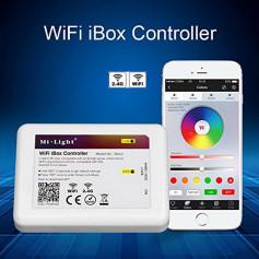 Controleur wifi box