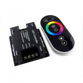 Contrôleur LED RGB + télécommande RF