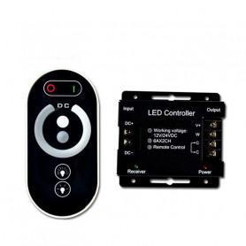 Contrôleur LED dimmer + télécommande RF