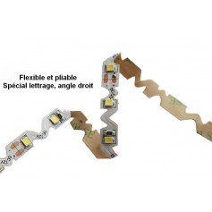 Ruban led pliable