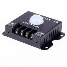 Détecteur de présence infra rouge 12v-24v 30A