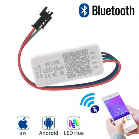 smart controleur bluetooth IOS Android 5v 12v