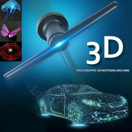 Projecteur holographique 3D