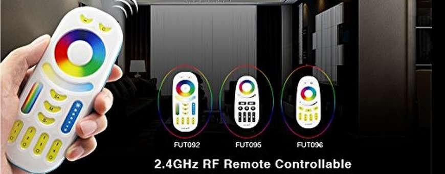 Contrôleur RGB RGBW CCT
