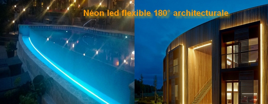Néon led flex 180° XL
