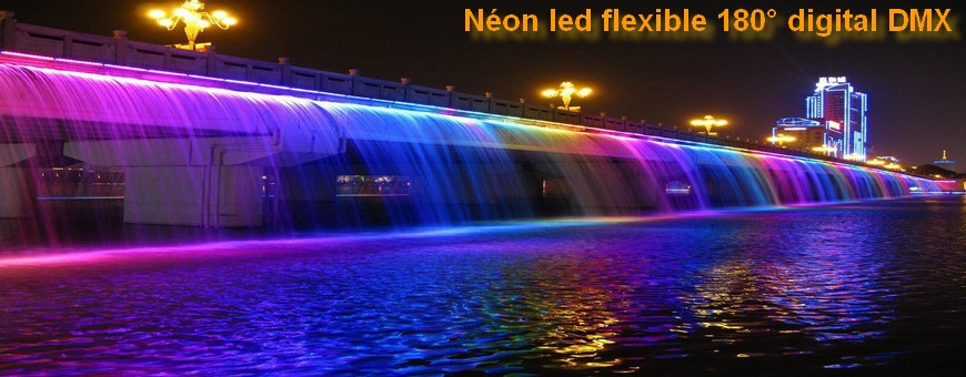 Néon led flex 180° DIGITAL